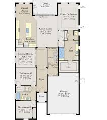 builder floor plans standard pacific homes floor plans home plan