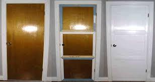 Interior Door Makeover Interior Door Real Makeover
