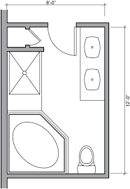 Tiny Bathroom Layout Gorgeous Bathroom Design Layout 7 Small Bathroom Layouts Genwitch