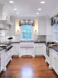 kitchen recessed lighting white modern kitchen buil in gas