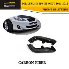 lexus is250 f sport front lip online get cheap front bumper lexus is250 aliexpress com