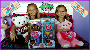 doc mcstuffins get better doc mcstuffins baby get better baby cece magic box toys collector