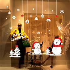 Christmas Window Decorations Sticky by Christmas Sticky Window Decoration Christmas Sticky Window