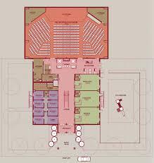 Small Church Floor Plans Floor Plans Villa Plan View Idolza