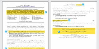Post Resume Online For Employers by Ideal Resume For Mid Level Employee Business Insider