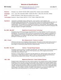 download exles of summary of qualifications for resume resume bullet points exles efficiencyexperts us
