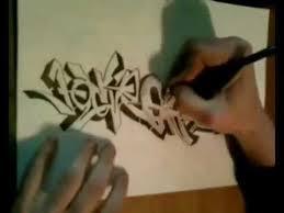 imagenes para dibujar letras graffitis cómo dibujar graffiti tipo de letra parte 1 tutorial graffiti