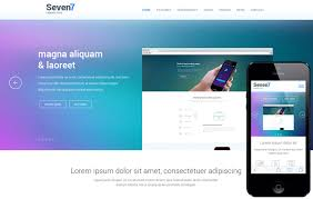 Free Full Site Templates For Bootstrap 3 From Bootstrap Stage Themes Templates