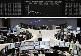 negative moods before the opening of european markets