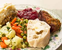 thanksgiving menus traditional or lite for vegans vegetarian