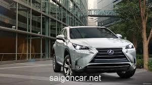 xe lexus nhap khau giá xe lexus nx300h 2018 nhập khẩu ưu đãi lớn cực hấp dẫn