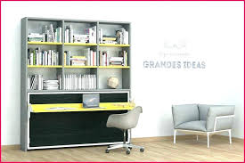 lit bureau escamotable armoire lit bureau escamotable treev co