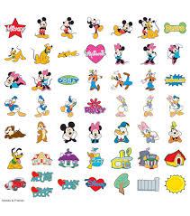 provo craft cricut disney shape cartridge mickey friends joann
