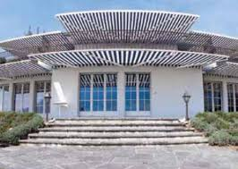 Roof Mounted Retractable Awning Retractable Awnings Bluewater Awnings Add Curb Appeal