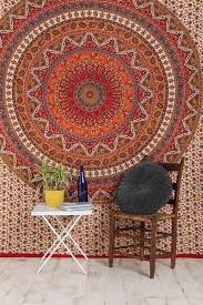 Tapestry On Bedroom Wall Tapestry Decorating Ideas Feng Shui Design Urban Outfitters