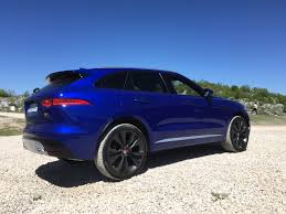 jaguar jeep 2018 2017 jaguar f pace first review first class freshman kelley