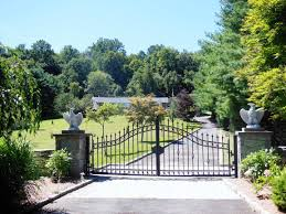 entry gates empire fences co