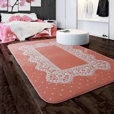tapis pour chambre dentelle élément conception tapis pour salon antidérapant tapis