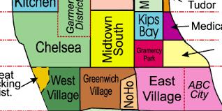 map of nyc areas free wifi for nyc chelsea neighborhood dailywireless org