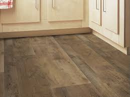 synthetic material floor tiles with wood effect senso rustic mix