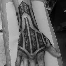Tribal Tattoos Forearm - 40 polynesian forearm designs for masculine tribal