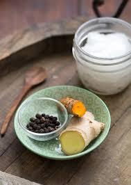 huile de coco en cuisine recette lait d or golden boisson au curcuma