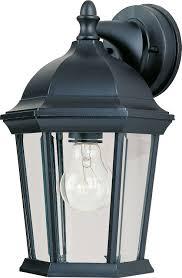 black light outdoor builder cast 1 light outdoor wall lantern outdoor wall mount