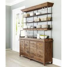 pine bookcase wisteria