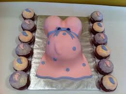 baby belly cake and cupcakes by metzi u0027s cakes and bakes