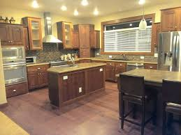 knotty alder cabinets in a bonnavilla homes yelp