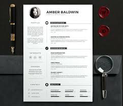 Resume Template Tips Resume Free Creative Resume Template Docx Modern Templates For