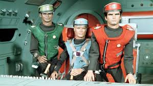 image result for captain scarlet all things 60s sci fi tv shows