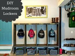 storage ideas laundry room locker entryway shoe bench mudroom