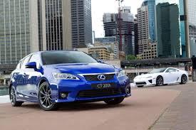 xe lexus ct lexus ct 200h f sport debuts at 2010 sydney motor show forcegt com