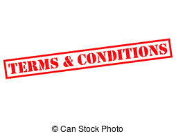 Terms Conditions Terms And Conditions Icon Blue Website Button On White Clip