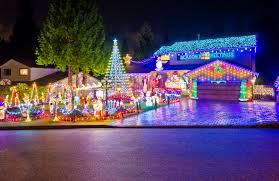 christmas lights los angeles neighborhoods with the best holiday lights in los angeles cbs los