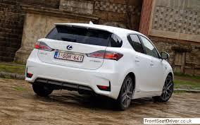 lexus uk ct200h lexus ct 200h 2014 rear phil huff frontseatdriver co uk u2013 front