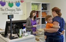 The Changing Table Okc Some Oklahoma City Retailers Treat Every Day Like Earth Day News Ok