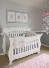 Two Tone Gray Walls by Love This Nursery I U0027m Such A Sucker For Grey Kids Room