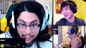 Challenge Trick2g Imaqtpie Reacts To League Of Legends Voice Chat Box Box