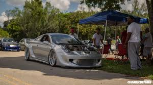 widebody supra mk4 the charis culture run the race