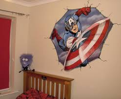 captain america bursting through my son s bedroom wall www captain america bursting through my son s bedroom wall www custommurals co uk