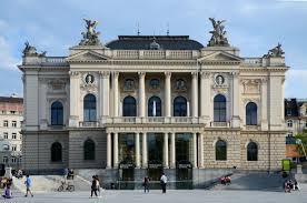 Opera House by Zürich Opera House Wikipedia