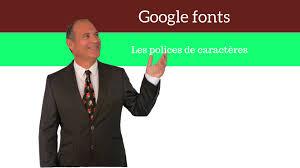 comment installer une nouvelle de caractère avec fonts