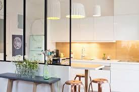 cuisine ouverte sur salle à manger création d une cuisine ouverte sur la salle à manger scandinave
