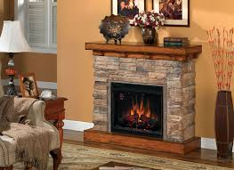 Portable Electric Fireplace Fireplaces Outstanding Portable Fire Places Portable Wood
