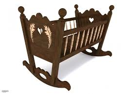 baby cradle pictures free download clip art free clip art on