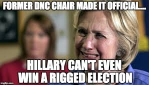 Lock It Up Meme - hillary clinton crying upset unhappy lock her up rnc memes imgflip