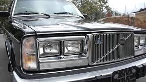 volvo usa 1979 volvo 264 gle v6 supercar 1 owner for sale youtube