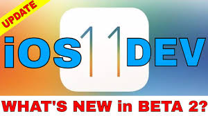 What S Included Apple Releases Ios 11 Developer Beta 2 See What U0027s Included In The